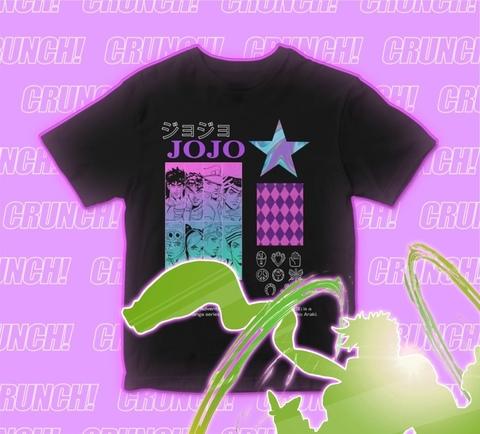 Футболка Jojo / ДжоДжо (Размер L)