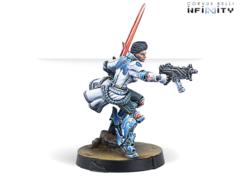 Shona Carano (вооружена Submachine Gun)