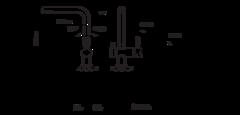 Схема Omoikiri Nagano-BE