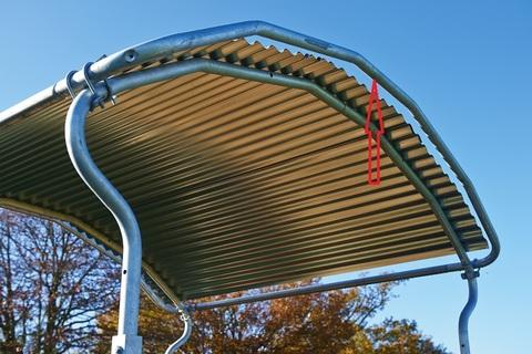 Набор для защиты животных, для крыши кормушки RDTF