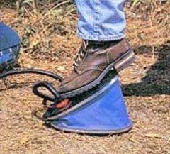 Насос ножной Intex 68610 32 см