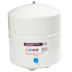 Накопительная емкость металлическая ROT-4W (объем 4 Gak/12 литров, белый) Райфил
