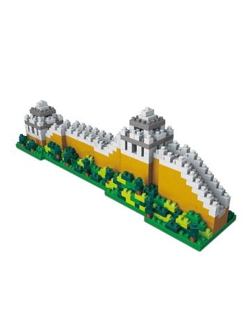 Конструктор Wisehawk & LNO Великая китайская стена 540 деталей NO. 2495 Great Wall small Gift Series