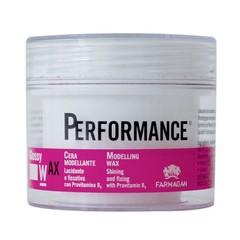 FARMAGAN performance glossy wax/моделирующий воск  100 мл.