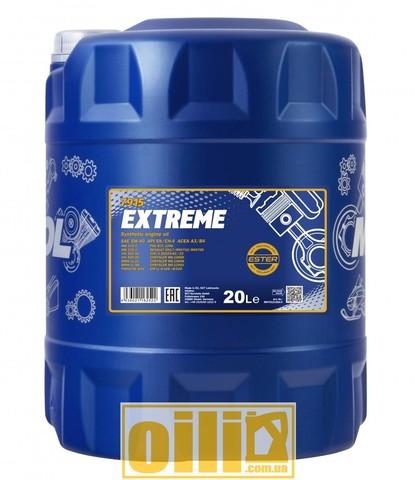 Mannol 7915 EXTREME 5W-40 20л