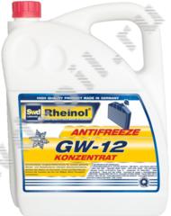 Охлаждающая жидкость (концентрат) Swd Rheinol Antifreeze GW-12 Konzentrat 5л