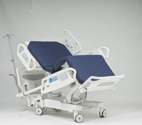 Медицинская кровать-кресло с электроприводом RS800 - фото