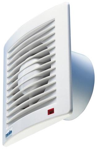 Накладной вентилятор ELICENT E-STYLE 100 PRO MHY SMART BB (датчик влажности)