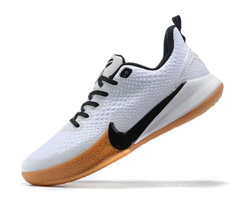 Nike Kobe Mamba Focus EP 'White/Brown'