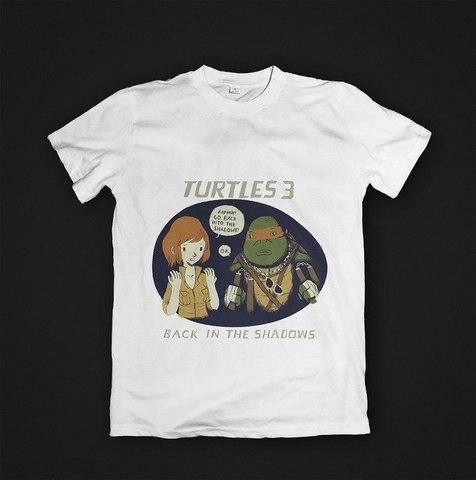 Футболка TMNT Back in the Shadows - XL