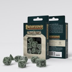 Pathfinder Tyrant's Grasp Dice Set (7)
