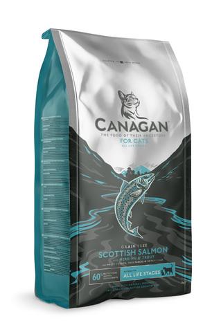 Купить СANAGAN Grain Free Scottish Salmon