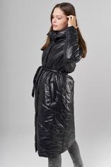 Пальто демисезонное Бонни черный
