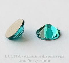 2058 Стразы Сваровски холодной фиксации Blue Zircon ss12 (3,0-3,2 мм), 10 штук