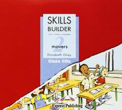 Skills Builder MOVERS 2. Class Audio CDs. (set of 2). Аудио CD для работы в классе