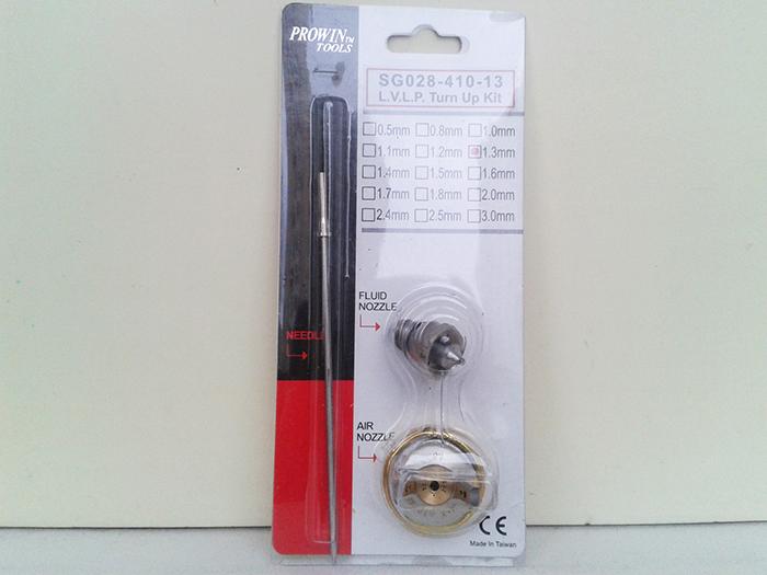 Сменный комплект PROWIN 410 LVLP, дюза 1.3