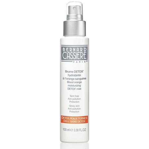 BERNARD CASSIERE линия с экстрактом Красного апельсина: Спрей для лица Витаминный заряд (Glow Skin Anti-Pollution Protection ), 100мл