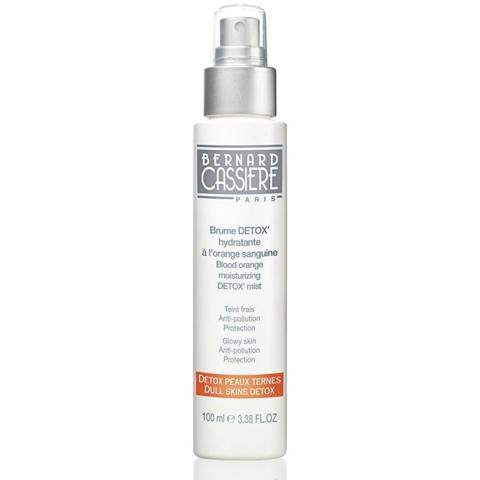 BERNARD CASSIERE линия с экстрактом Красного апельсина: Спрей для лица Витаминный заряд (Glow Skin Anti-Pollution Protection )