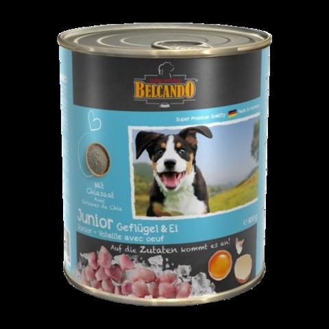 Belcando Puppy Консервы для щенков с курицей