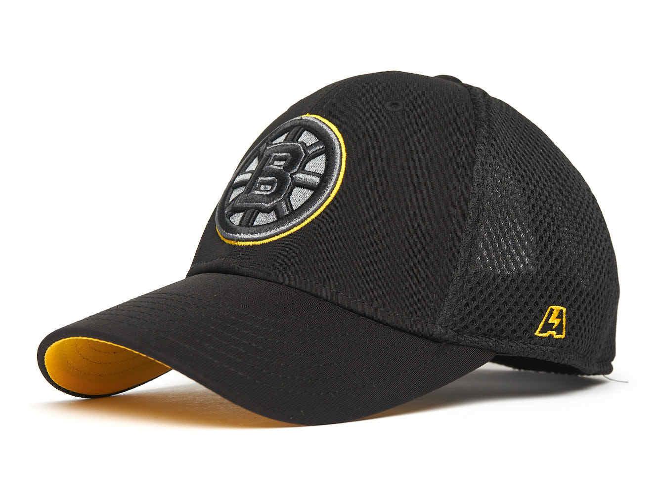 Бейсболка NHL Boston Bruins (размер M/L)