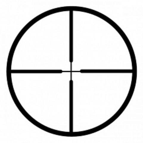 ПРИЦЕЛ BUSHNELL ELITE 3500M, 3-9X40, СЕТКА MULTI-X, 353940