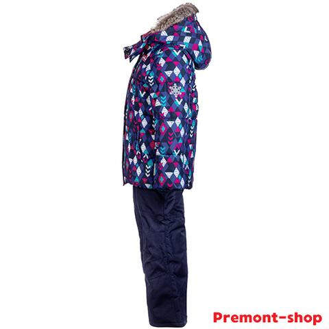 Комплект Premont Зима Воды Маккензи WP81216 Purple
