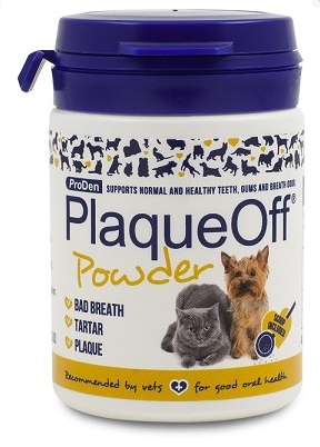 Гигиена Proden Plaqueoff средство для борьбы с зубным камнем у собак и кошек PRODEN_PLAQUEOFF.png
