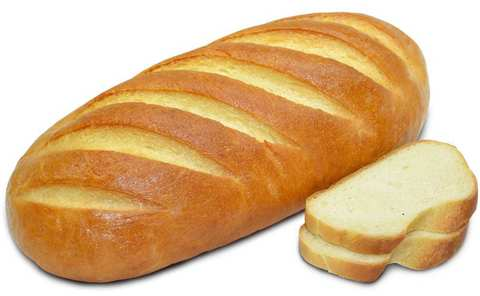 Батон нарезной 600г. Нижегородский Хлеб