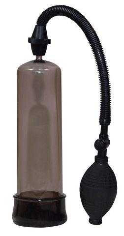 Вакуумная помпа черного цвета - 20 см.