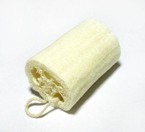 Натуральная мочалка-губка из люффы, 8*5*5