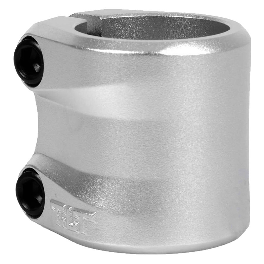 Зажим для самоката TILT Sculpted Double Clamp (Silver)
