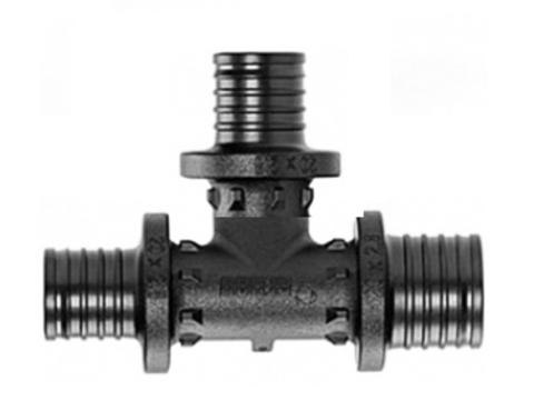 Rehau PX 25-16-16 тройник с уменьшенным боковым и торцевым проходами (11600821001)