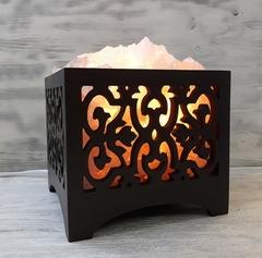Солевая лампа Камин 4-5кг