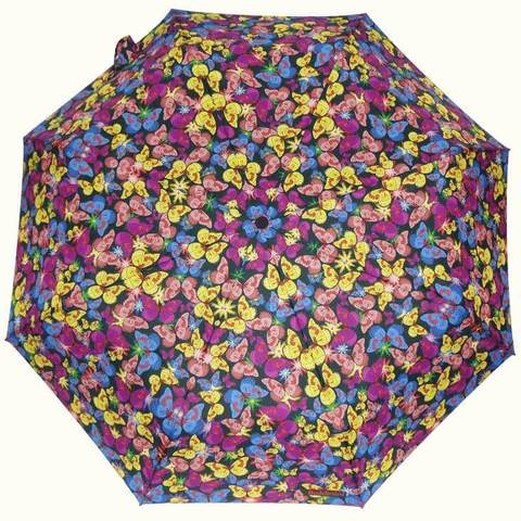 Женский зонтик бабочки