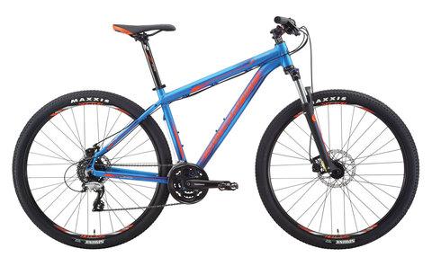 Silverback Spectra 29 Sport (2015)синий с оранжевым
