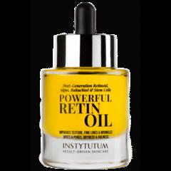 Концентрированное масло для лица с ретиноидом Powerful RetinOil, Instytutum, 30 мл