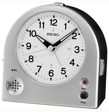 Часы-будильник Seiko QHE081SN