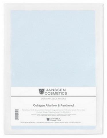 Коллаген с аллантоином и пантенолом (голубой лист),Collagen Allantoin & Panthenol, 1 лист