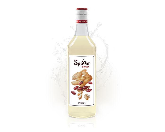 Сироп Spoom Лимон Арахис, 1 л