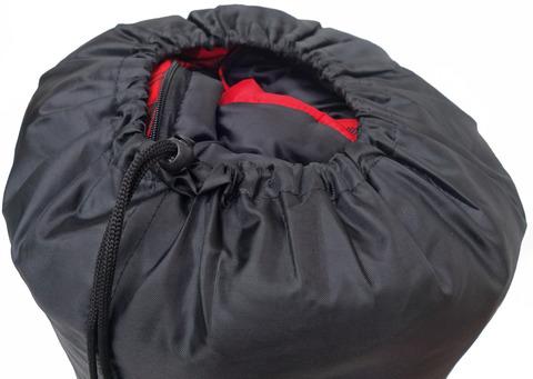 Спальный мешок INDIANA Maxfort Plus, утягивающий замок.