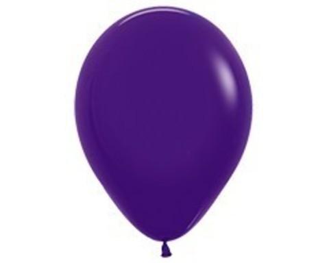 Шарики фиолетовые