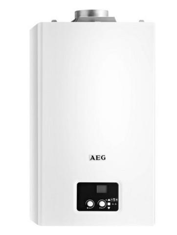 Газовый настенный котел двухконтурный AEG GBA 224