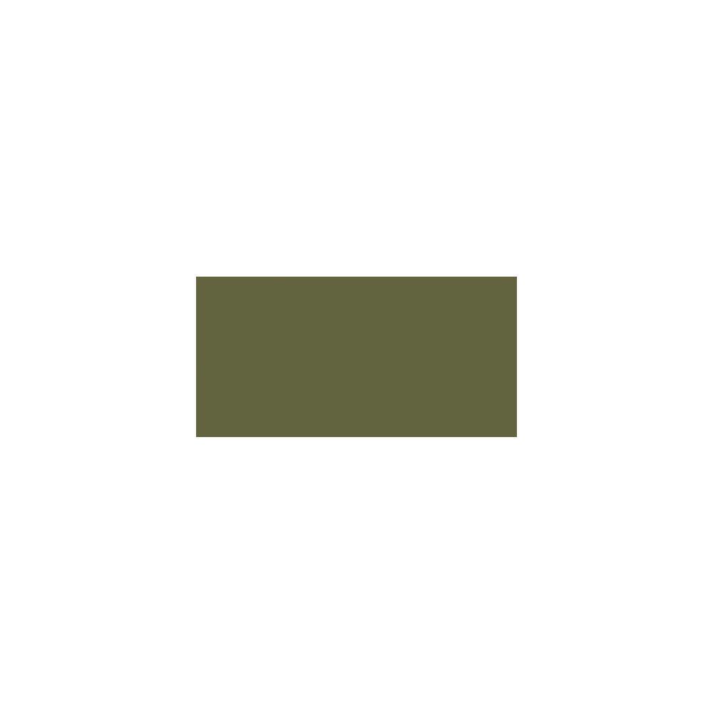 Маркер акварельный ZIG Clean Color Real Brush- штучно -Olive Green - 043