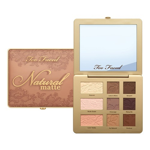 Тени Too Faced Natural Matte New