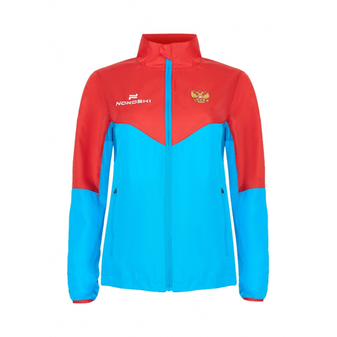Ветровка Nordski Jr.Sport Red/Blue детская