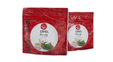Чай антиоксидантный зеленый ENHEL Beauty Asamushi sentya 50 гр