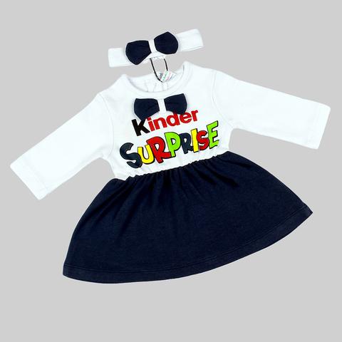 Платье+повязка малышке (68-86) 210403-OP1073.7