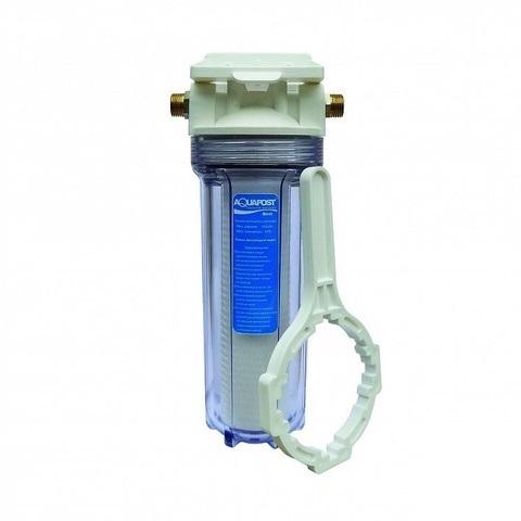 Фильтр  Aquapost Best  1/2 (прозрачный) механика