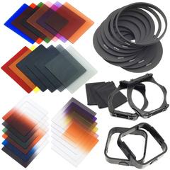 Набор фильтров и держателей XCSOURCE ND GN cokin P LF141