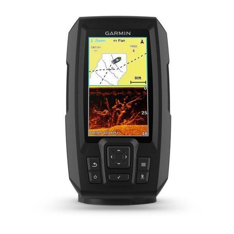 Эхолот Garmin Striker Plus 4cv GT20